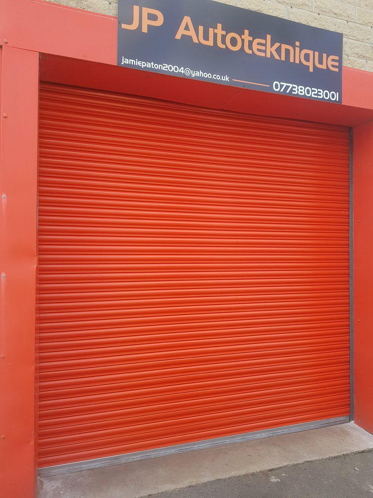 red security installation Manchester