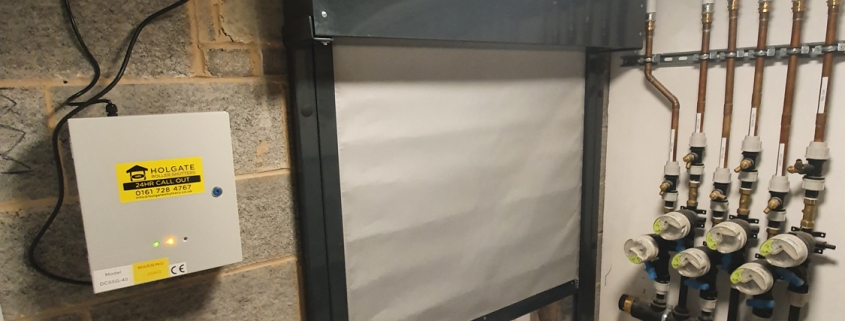 Fire Curtain Fitted Derbyshire